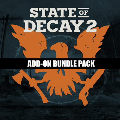 State of Decay 2 Add-on Bundle Pack