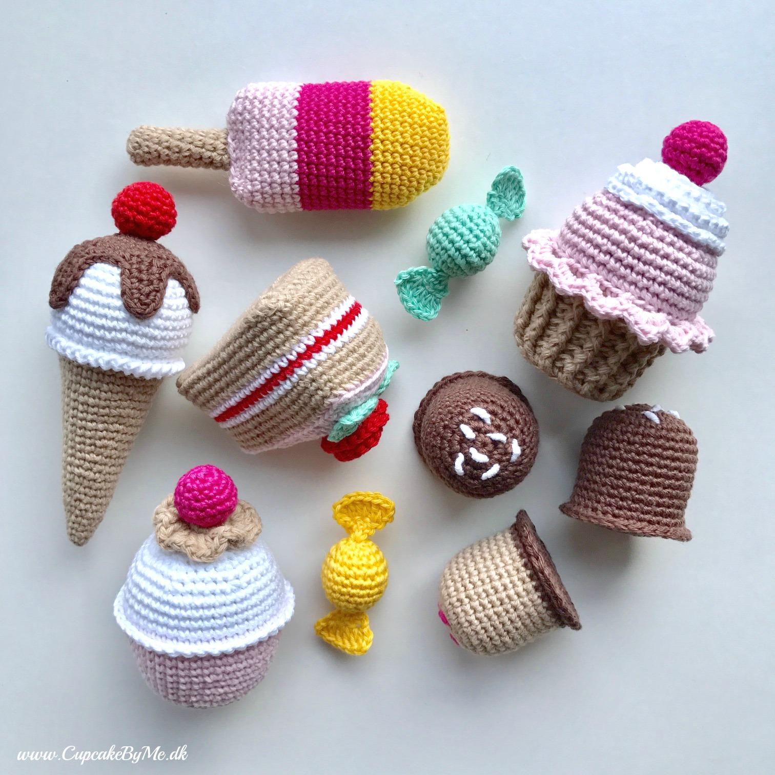 Cupcake By Me Blog Hæklekits I Netto