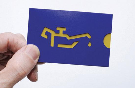 tarjetas de presentacion rosado ejemplos