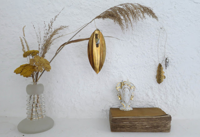 deco noel - objets laiton walther and co