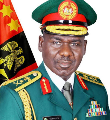 Chief Of Army Staff Tukur Buratai Loses Father