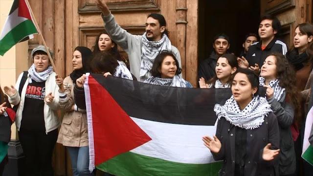 Chile condena masacre de palestinos en la Franja de Gaza