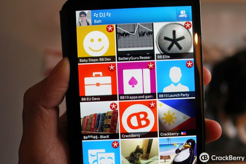 Cara Mengganti Nada Pemberitahuan di BBM Android