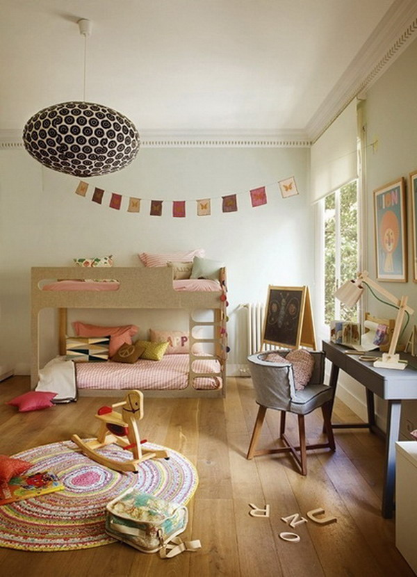 5 Shared Children's Bedrooms 5