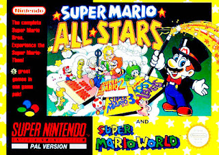 Super Mario All-Stars + Super Mario World ( USA ) [ SNES ]