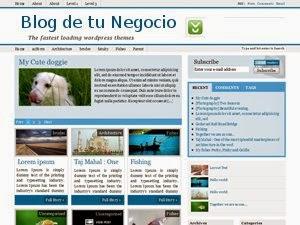 paginas webs negocios online