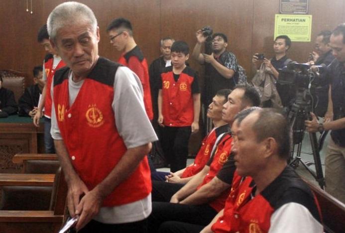 Welcome To Ladun Liadi's Blog: Indonesia Sentence Eight Drug