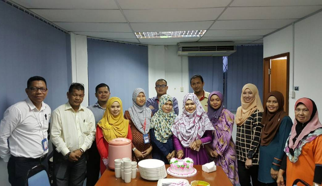 Farewell Party: Tamat Kontrak Perkhidmatan