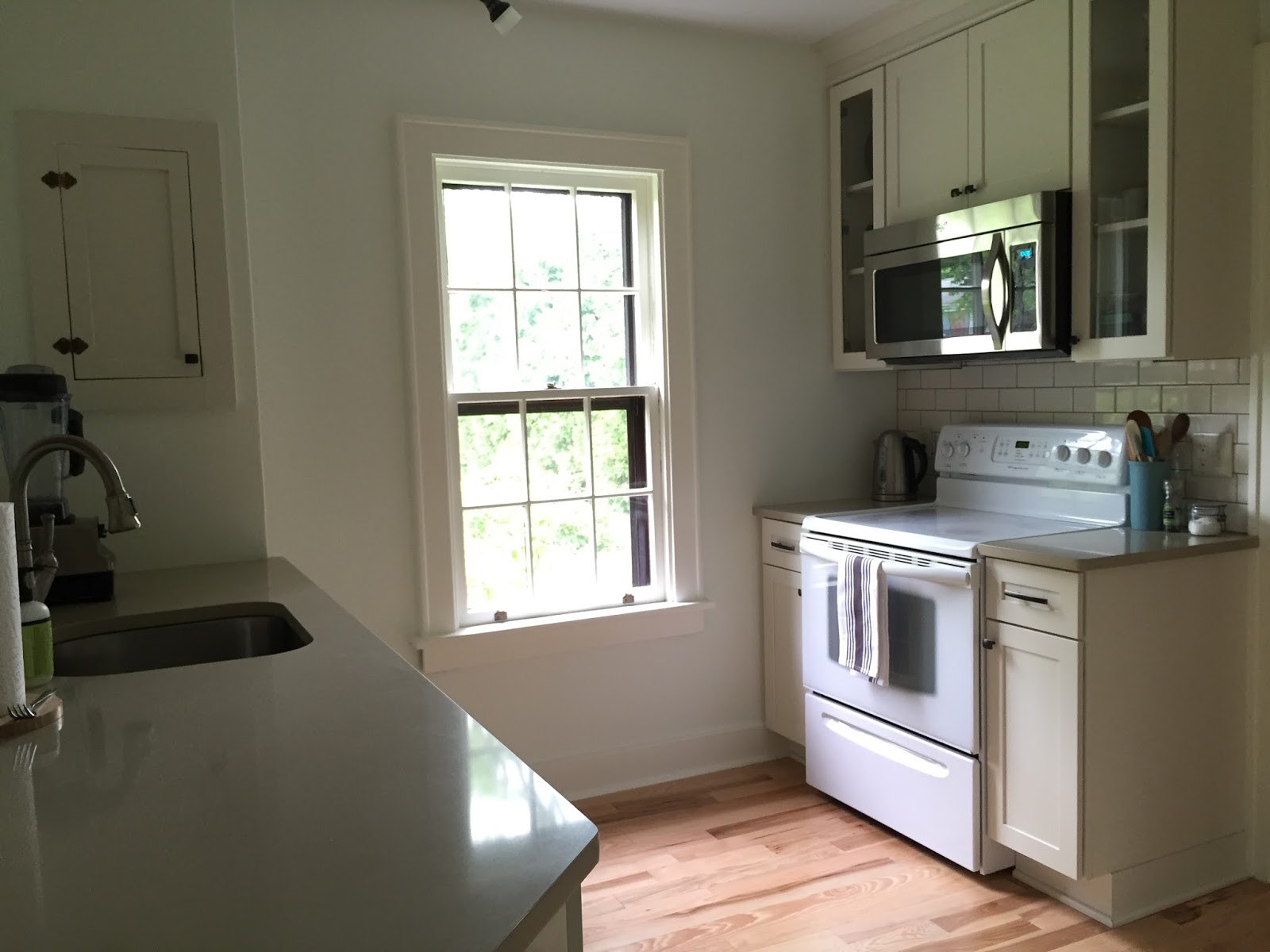 unspeakable visions: Our kitchen remodel