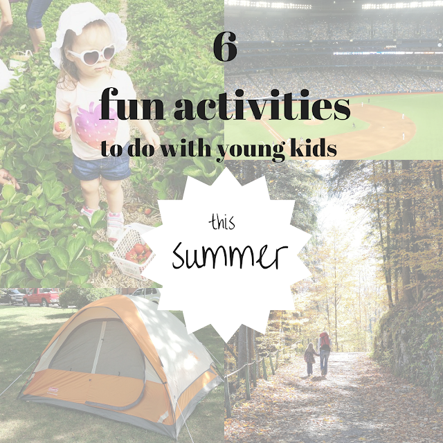6 summer activities young kids