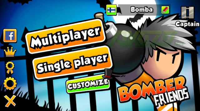 Download Bomber Friends v1.55 Mod Apk Unlimited Money