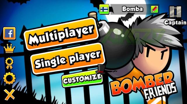 Download Bomber Friends v1.55 Mod Apk Unlimited Money
