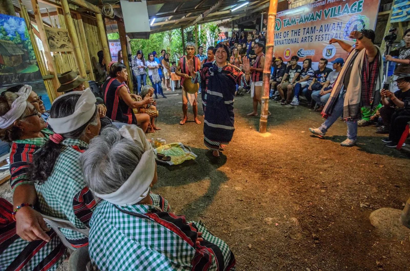 8th Tam-awan International Arts Festival Closing Dance Dance Dance