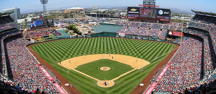 Los Angeles Angels Luxury Suite Rentals, Angel Stadium, 2014