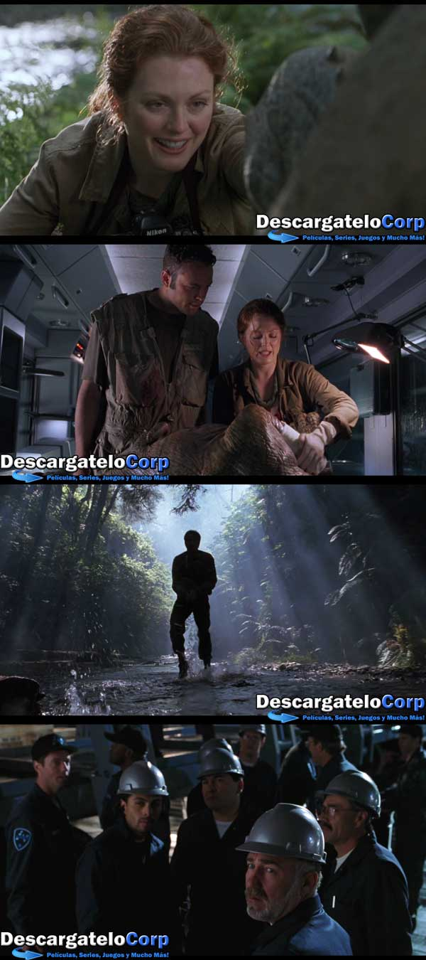 Descargar The Lost World Jurassic Park HD 1080p Latino