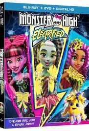 Watch Monster High: Electrified Online Free 2017 Putlocker