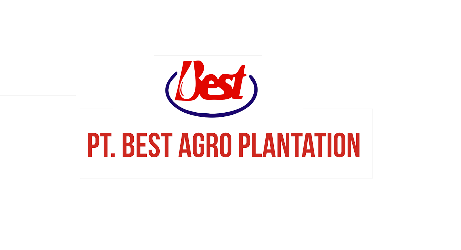 UPDATE INFO SELEKSI PT BEST AGRO PLANTATION