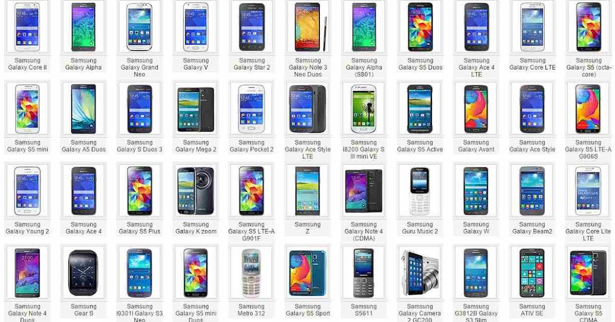 181 Kode Rahasia Yang Tersembunyi Pada Samsung Serbacara Com Technology For Business
