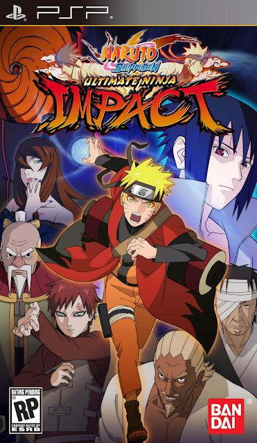 Download Kumpulan Game Naruto NARUTO ISO PPSSPP GOLD – ANDROID GAMES
