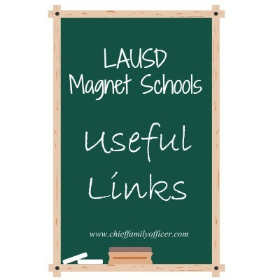 Useful Links re. Magnet Schools - chieffamilyofficer.com