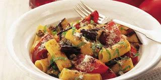 Aneka Kreasi dan Resep Salad Makaroni Terong