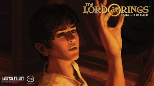 Breaking: A New Digital Lord of the Rings Card Game from Fantasy Flight Interactive!