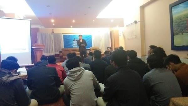 Dialog Aspirasi, Ketua PPR 2019: Wadah Memberikan Aspirasi dan Menyamakan Persepsi