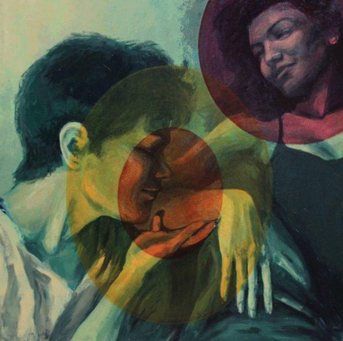Французско-алжирский художник. Sarah Haddou