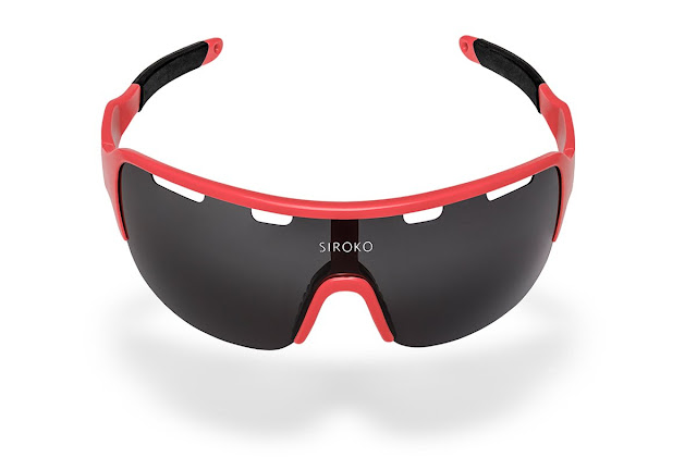 f95227df8cf03 The New K2 Cyclocross Sport Sunglasses from Siroko Tech
