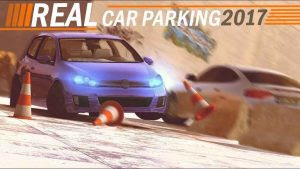 Real Car Parking 2017 Mod Apk v1.007 (Unlimited Money+Unlocked Cars) Terbaru