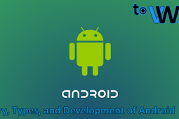 History, Types, and Development of Android
