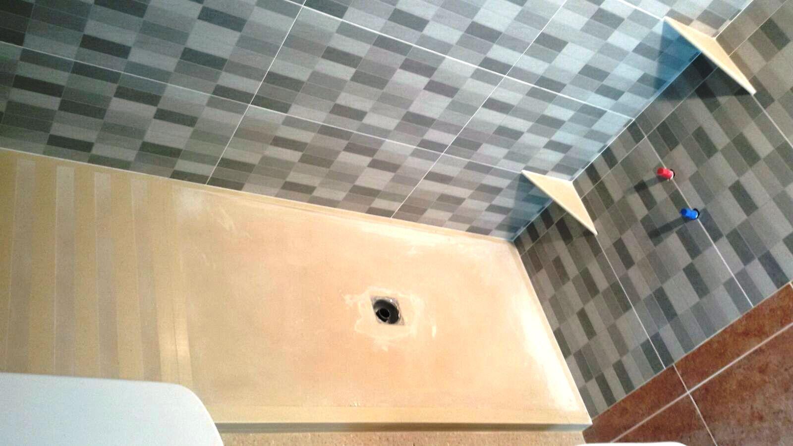 Marbres valls plat de dutxa for Plats de dutxa