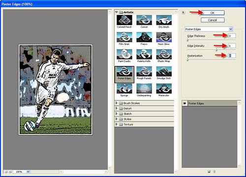Cách tạo tranh vẽ từ hình ảnh bằng photoshop-1