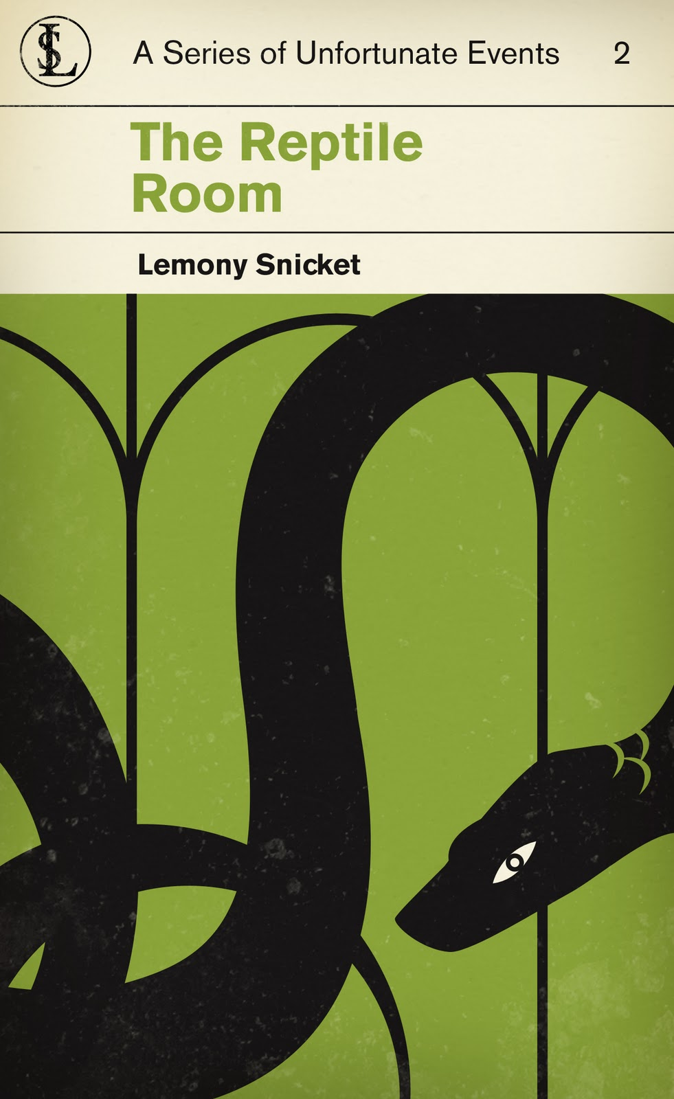 The Art Of M S Corley Lemony Snicket Redesign