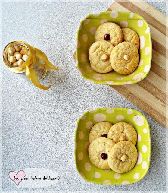 tereyağlı fındıklı kurabiye