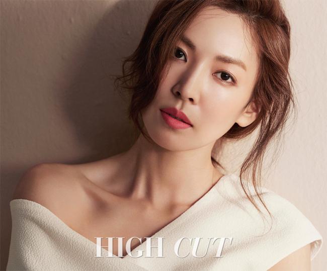 Kim So Yeon, Kim So Yeon High Cut, Kim So Yeon Guerlain, Kim So Yeon 2017