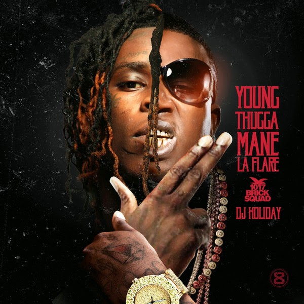 Gucci Mane & Young Thug - Young Thugga Mane La Flare  Cover