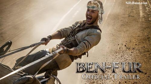 Funny Ben Fur Film Pun