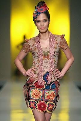 Contoh Kebaya Modern Simple Elegan Terbaru