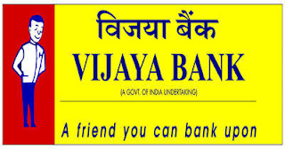 Vijaya Bank Recruitment 2018 for Clerk Posts