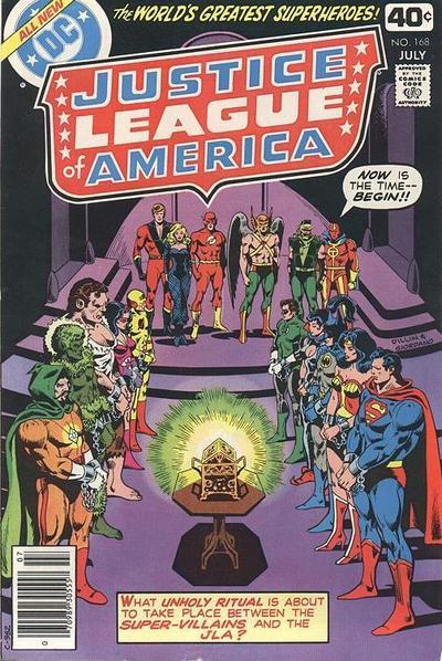 Justice League of America (1960)