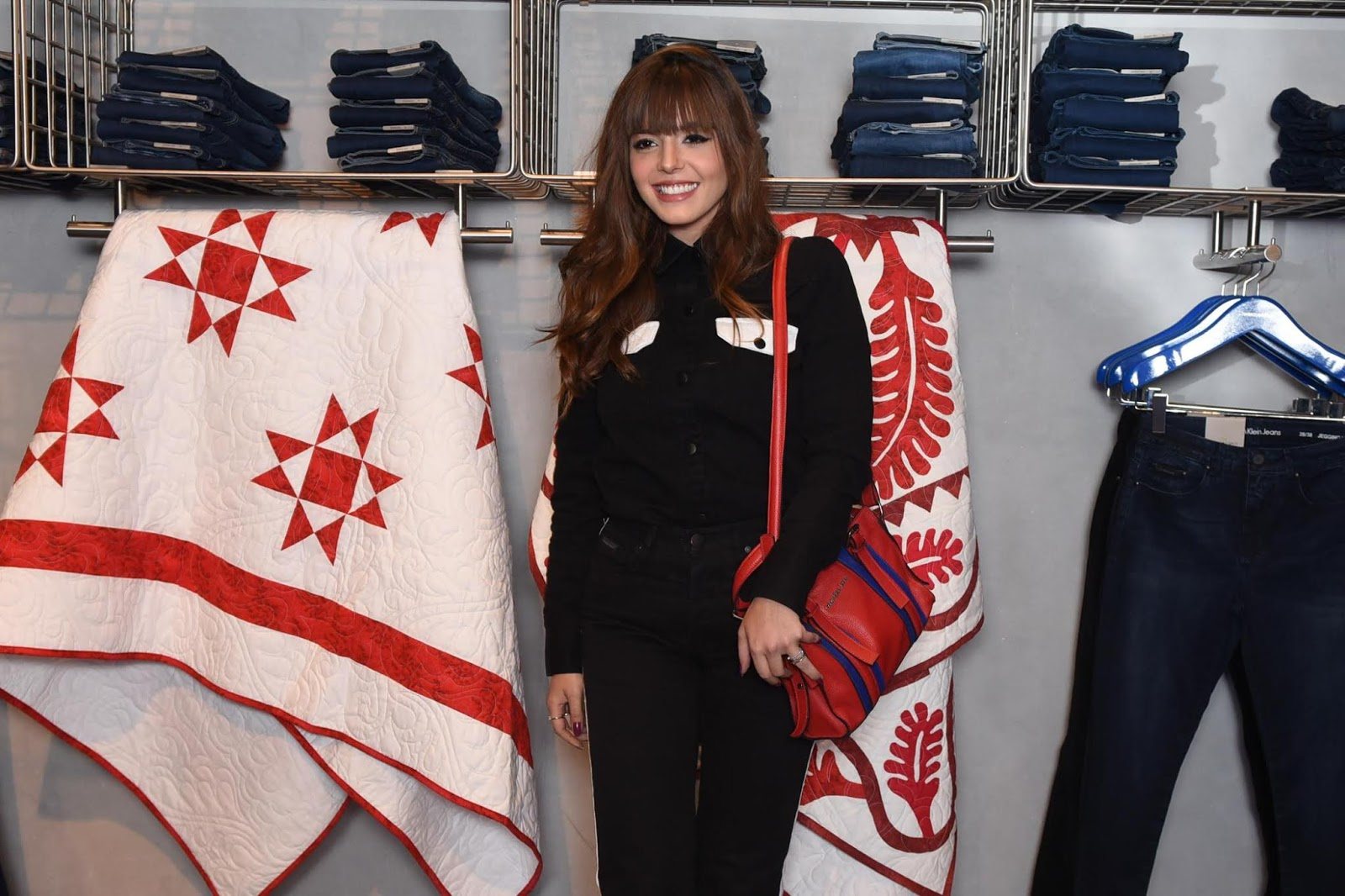 Na foto 04  Giovanna Lancelotti.    A Calvin Klein ... 2f1e906fc9