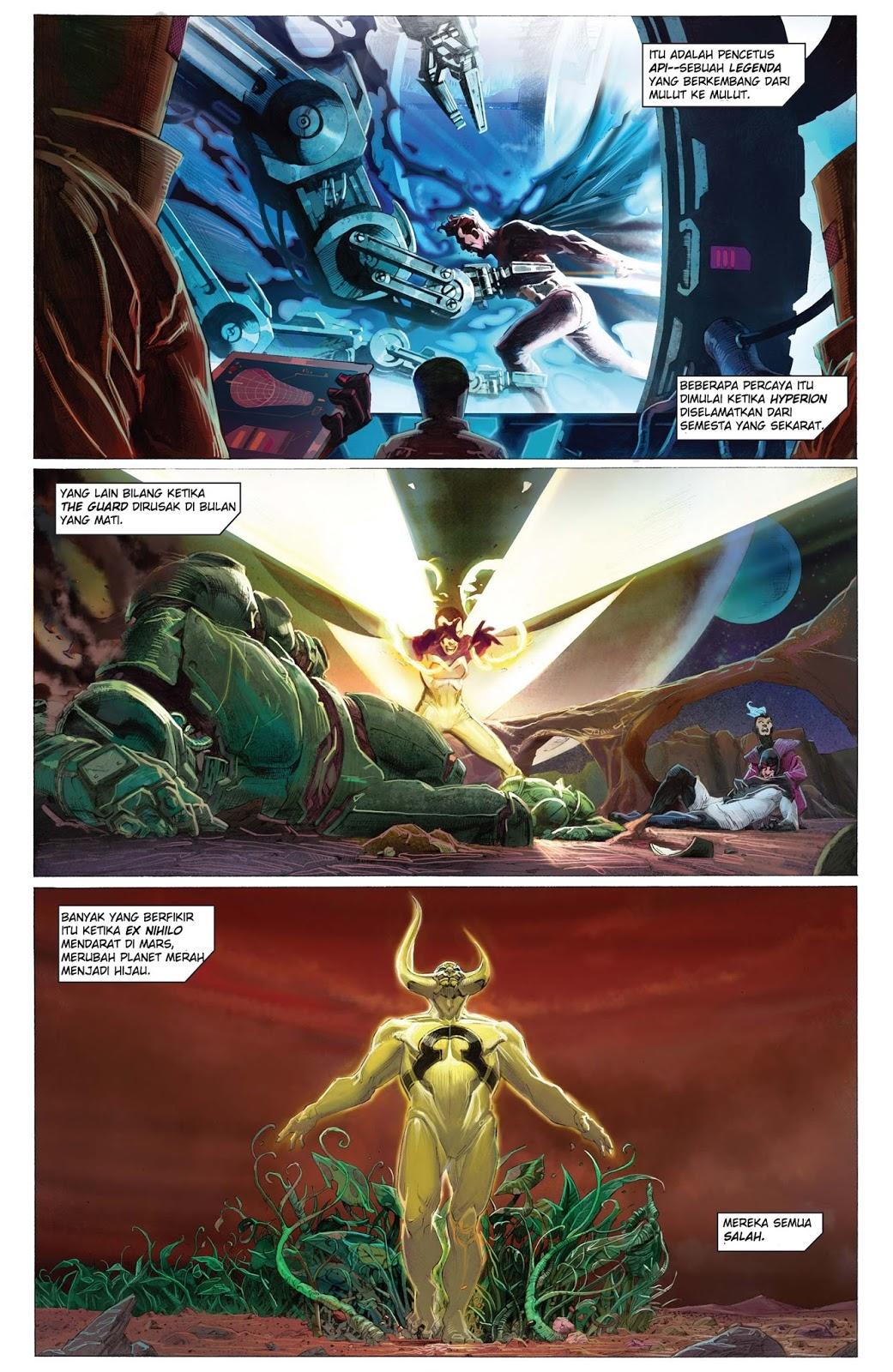 komik the avengers #1 (2012) - komik pos - baca komik