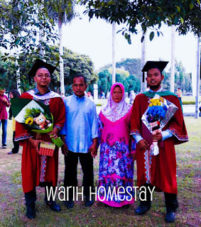 Warih-Homestay-Dr-Shahlan-Konvokesyen-UPM