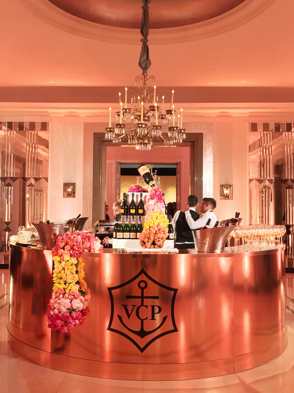 Veuve Clicquot Business Woman of the Year Awards 2018 at Claridges - London lifestyle blog