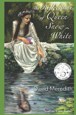 The Reflections of Queen Snow White by David Meredith book cover