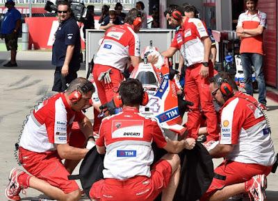 Bos Ducati: Siapa Bilang Kami Akan Pakai Lorenzo?