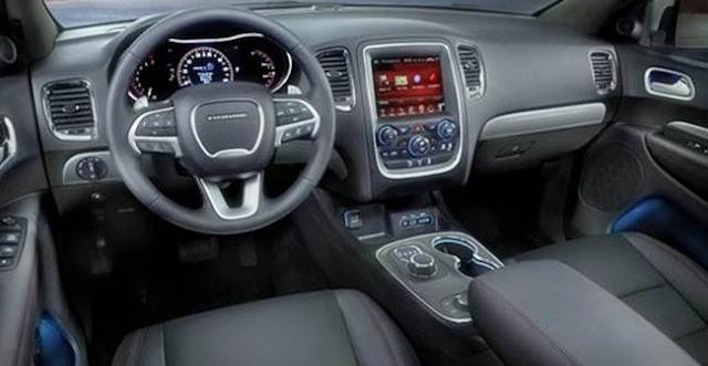 2018 Dodge Durango Redesign