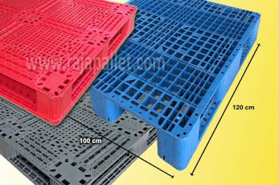 Ukuran Standart Palet Plastik
