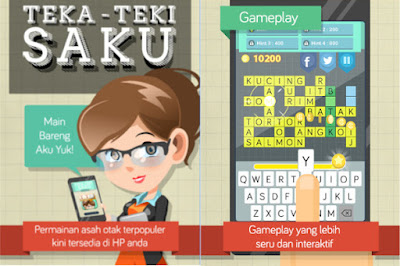 Game Teka Teki Saku